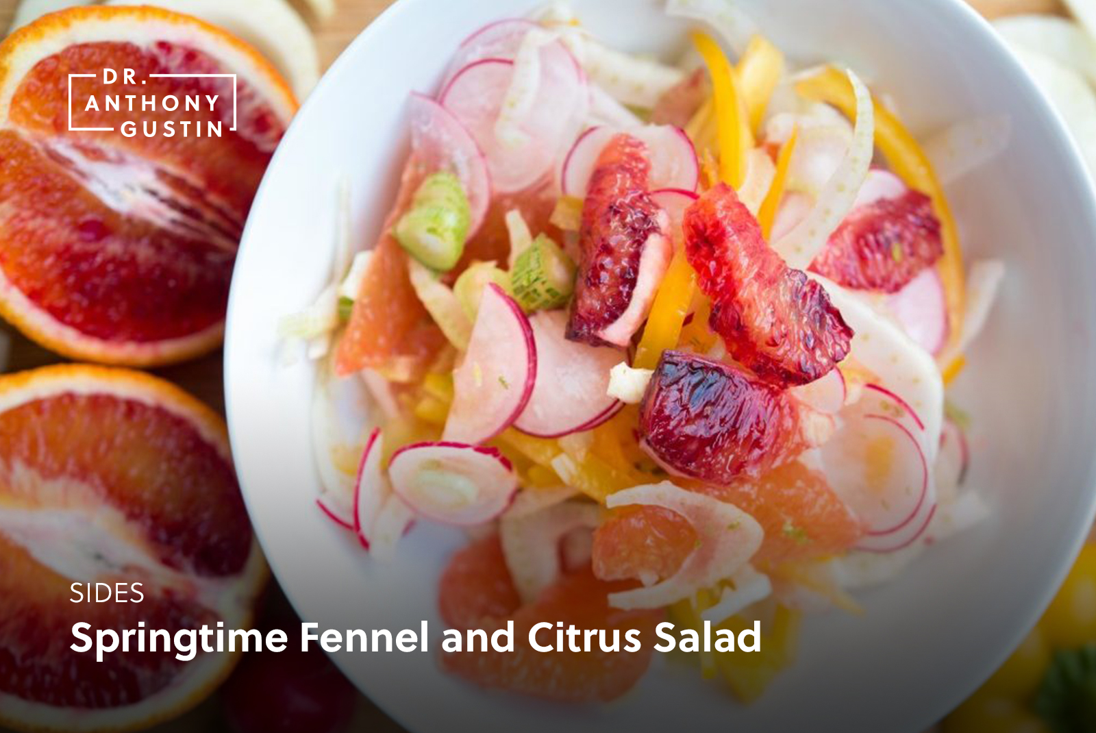 Springtime Fennel and Citrus Salad