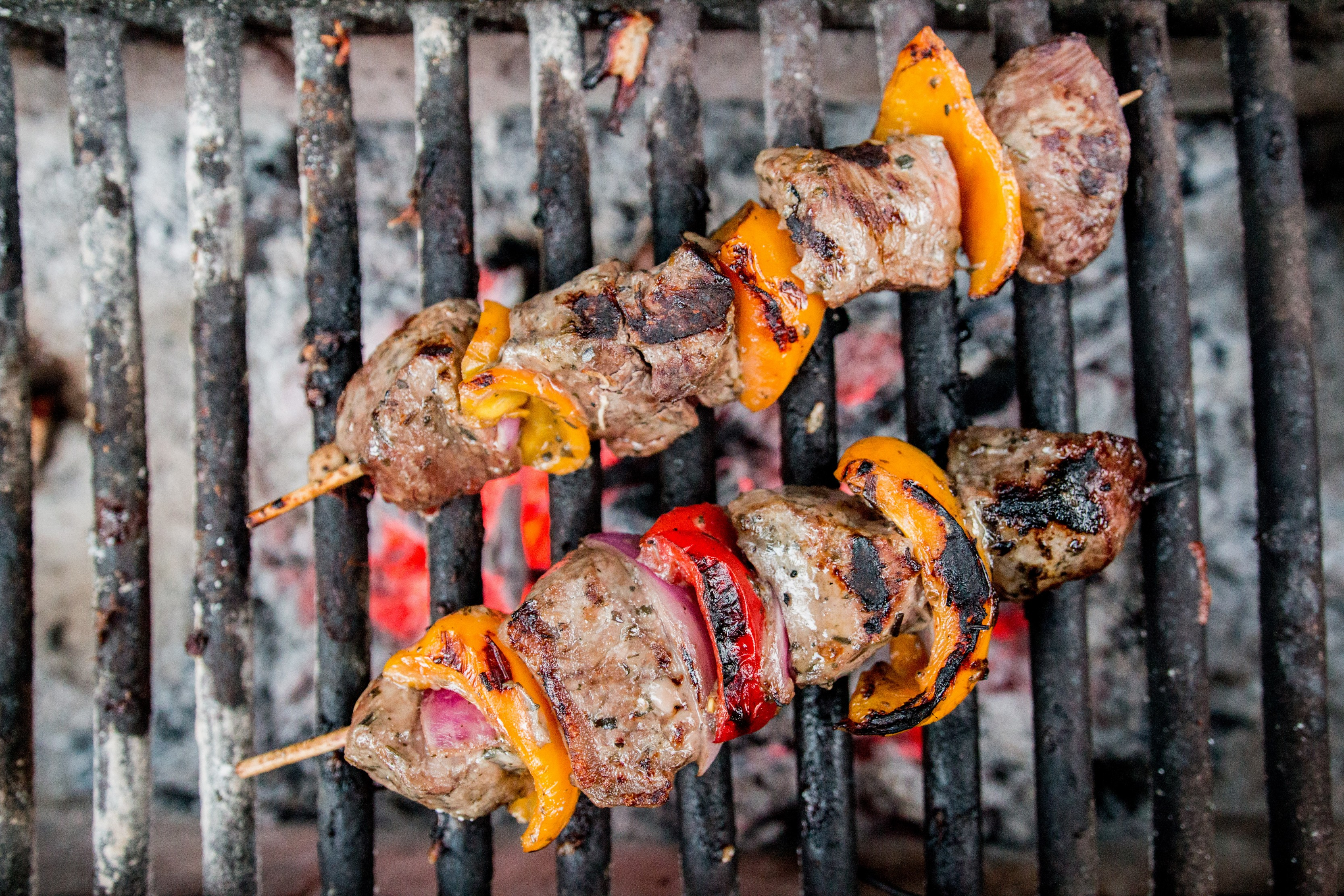 Grilled Southwest Paleo Beef Kabobs