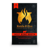 kettle and fire grass fed beef bone broth product