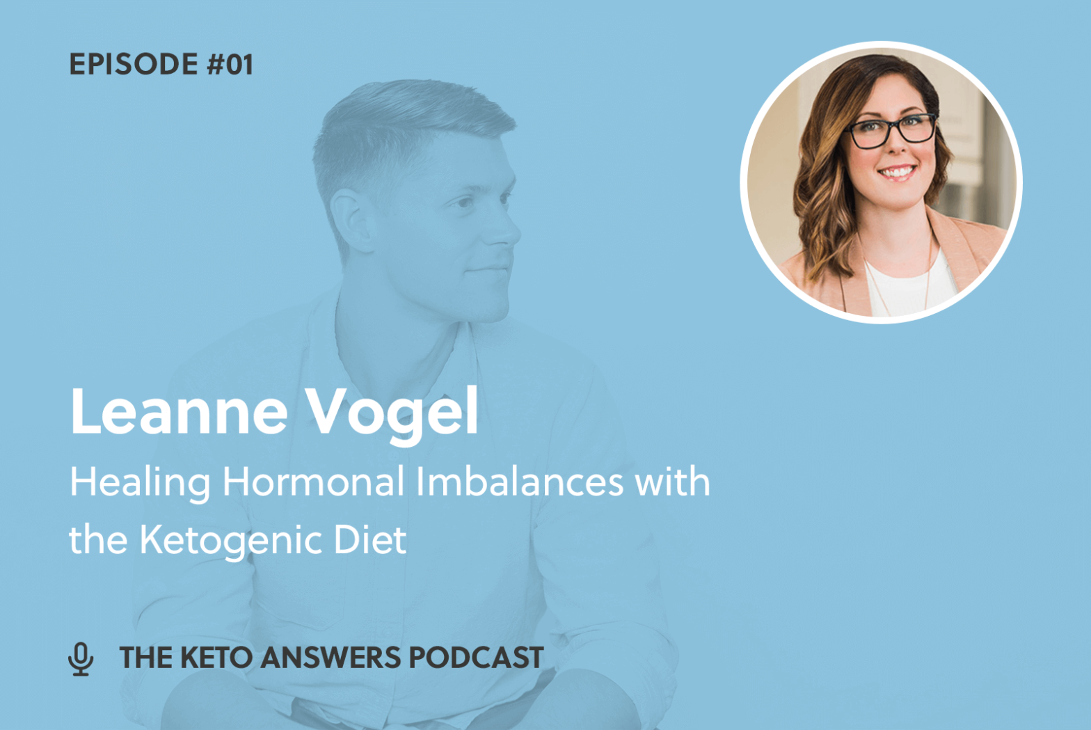 001: Healing Hormonal Imbalances with the Ketogenic Diet – Leanne Vogel
